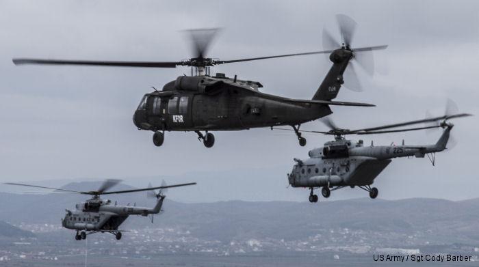 KFOR tregon arsyen pse do të fluturojë me helikopterë në